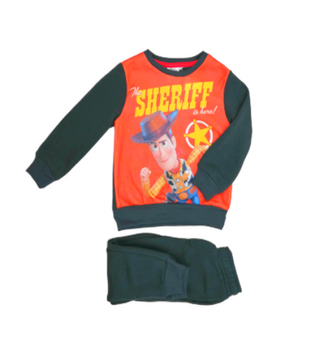 Disney Toy Story BUZZ ensemble jogging survêtement enfant pull + pantalon - du 3 ans au 8 ans